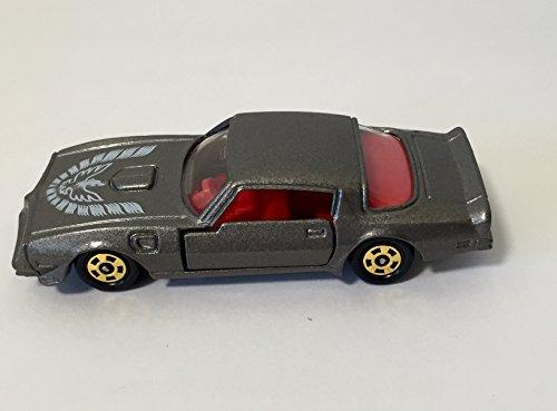 1/68 ポンティアック ファイアーバード トランザム (シルバー/青箱) 「トミカ 外国車シリーズ F13」