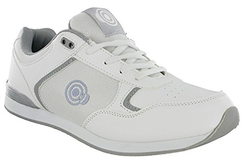 White Jack Chaussures Drive Grey amp; De Dek Hommes Bowling ES0HOqIxw
