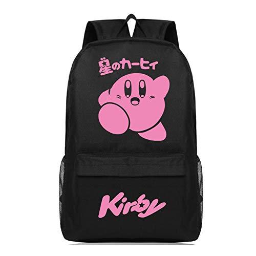 Xcoser Kirby Backpack Boys Girls Shoulder Bag Backpack School Bag ()