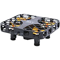 ECLEAR Mini Foldable RC Quadcopter Drone 2.4GHz 4CH 6 Axis Gyro Nano Helicopter Remote Control RTF Aircraft Toys For Adult Kids Aerial Racing