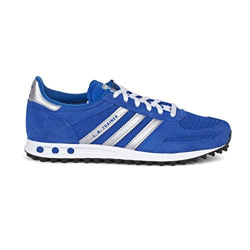 adidas La Trainer J 157, Sneaker Unisex – Adulto croyal/silvmt/ftwwht