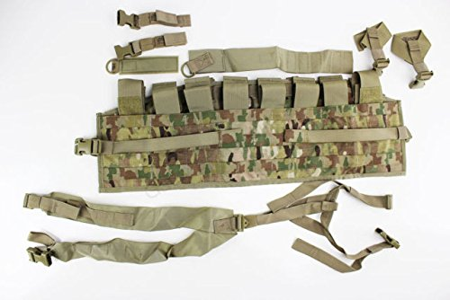 Molle Tactical Assault Panel Tap Vest Nsn 8465 01 580