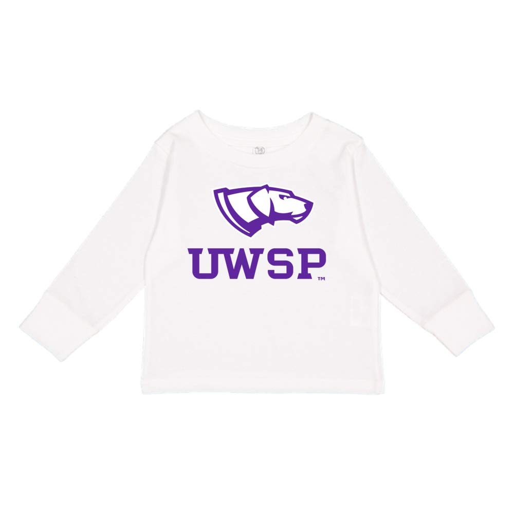 NCAA Wisconsin Stout Devils PPWSP012 Toddler Long-Sleeve T-Shirt