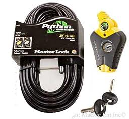 Master Lock - Python Adjustable Cable Locks 8413-20