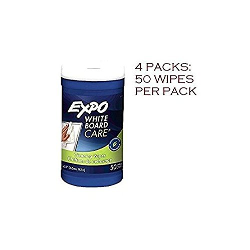 Cleaner Board - Expo White Board Care, Cleaning Wipes, 8