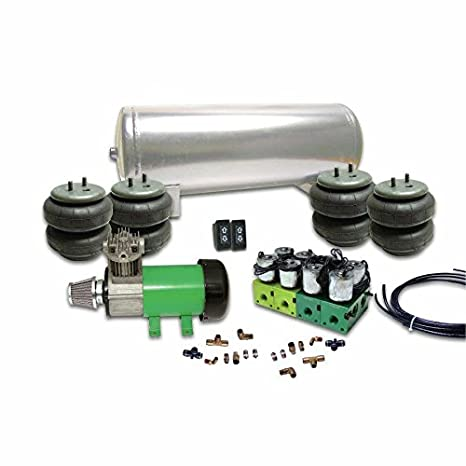 Helix 10170 2-Switch Air Bag Suspension System: Amazon in: Car
