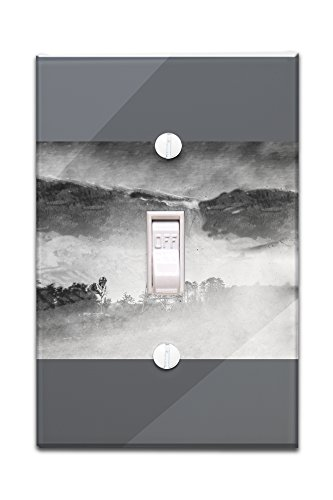 drewrys-bluff-va-signal-tower-at-ft-darling-civil-war-photograph-light-switchplate-cover