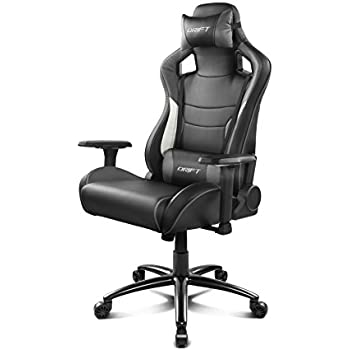 Drift dr400bgy Gaming Chair – Black and Grey