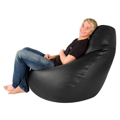 GIANT High Back Bean Bag Chair By Hi BagZR