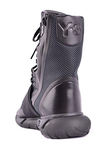 Adidas Y-3 Yohji Yamamoto Herren Mcbi317081o Schwarz Poliestere Hi Scarpe Da Ginnastica
