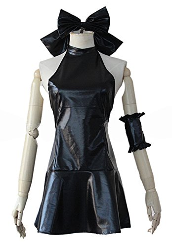 Mtxc Fate/hollow ataraxia Cosplay Saber alter Dirndl Size Large Black - Saber Alter Costume
