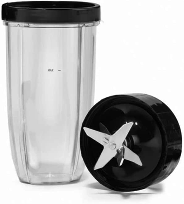 NutriBullet Balance Upgrade Kit, 32 Oz, Black/Clear