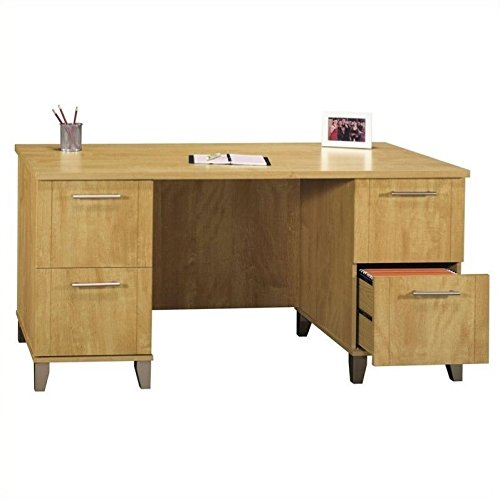 bush somerset desk - 6