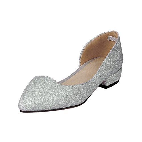 Bleu (Water/Kombi 86 Water/Kombi 86) Chaussures BalaMasa argentées femme  39 EU nyJ5UF