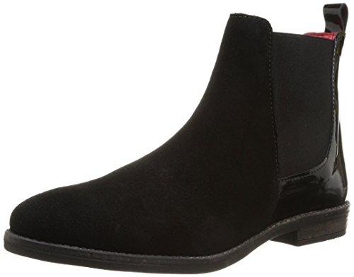 PastelleDorine - Botas Mujer Negro - Noir (Noir/Vernis Noir)