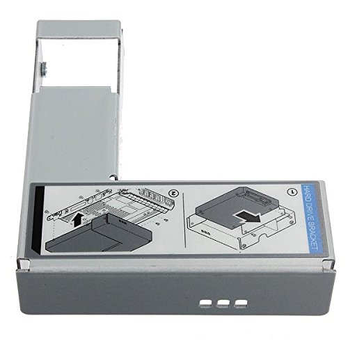 3.5 to 2.5 Inch Adapter for Dell 9W8C4 Y004G SAS/SATA Tray Caddy