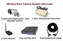 BARN CAMERA SYSTEM – FOALING – CALVING – LAMBING - VIEW ON TV/MONITOR AND SMART PHONE