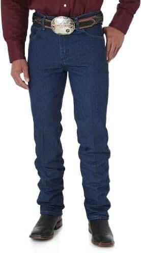 Wrangler Men's Tall Premium Performance Cowboy-Cut Slim-Fit Jean