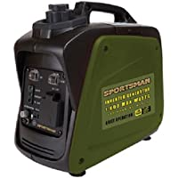 Sportsman 802085 1000 Watt Gasoline Portable Generator