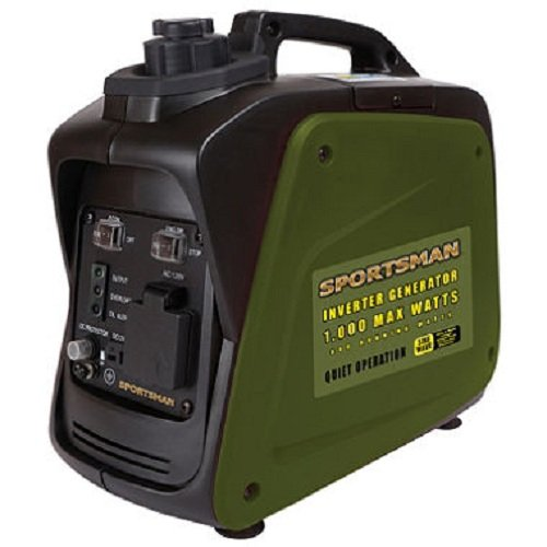 Portable Generator Inverter Generate Home RV/camper, Football Games and While Camping by Sportsman