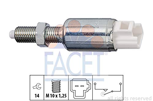 Facet - 7.1259 - Brake/Clutch Pedal Switches