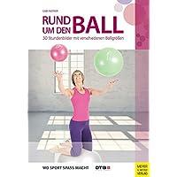 Rund um den Ball: 30 Stundenbilder mit verschiedenen Ballgrößen