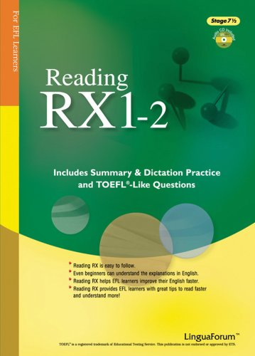 LinguaForum Reading RX 1 - 2: with Audio CD