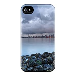 Perfect Across The Bay To Seattle Hdr Cases Covers Skin For Iphone 6 Phone Cases