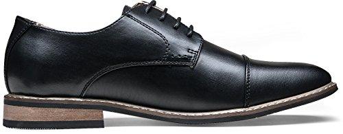 Oxford Men's for Dress Black Men JOUSEN 2 Shoes Shoes tgZ6yqw
