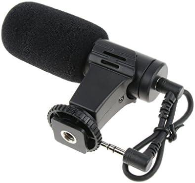 KESOTO MIC-06 - Micrófono Digital de 3,5 mm para cámara réflex ...