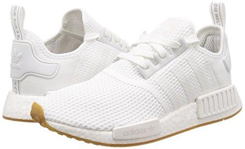 Homme Rojsol ftwr Blanc Gomme Nmd Ftwr r1 Pour 3 Rojsol Rouge 3 White Baskets rojsol Adidas pIRwzq8vw