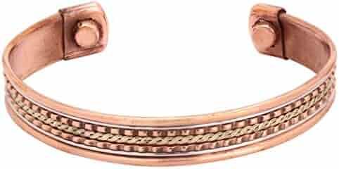 GTHYUUI Unisex European Fashion Woven Leather Hemp Rope Bracelet