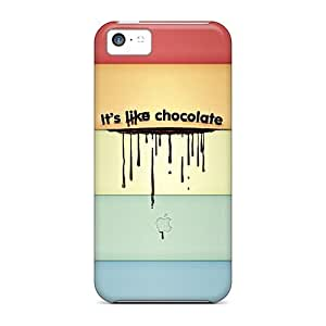 Favorcase Fashion Protective Its Like Chocolate Cases Covers For Iphone 5c