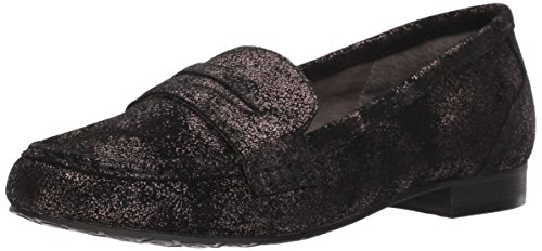 Volatile Womens lucienne Loafer Black
