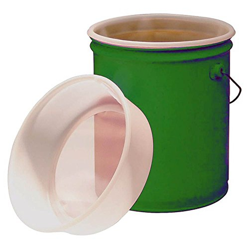 (5 Gallon 400 Micron Medium EZ-Strainer Insert for 5 Gallon Bucket or 5 Gal Pail for Filtering of Paints, Coatings, Silicones, Inks or Honey)