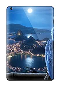 8487273K71927334 For Ipad Protective Case, High Quality For Ipad Mini 3 Rio Movie Skin Case Cover