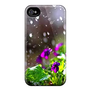 BrianLee Case Cover For Iphone 4/4s - Retailer Packaging Take A Shower Protective Case