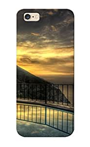 Eatcooment SCGinsY1904TnYmb Case For Iphone 6 Plus With Nice Ocean View Cape Town Appearance by icecream design
