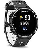 Garmin Forerunner 230 GPS Running Watch, Black/White