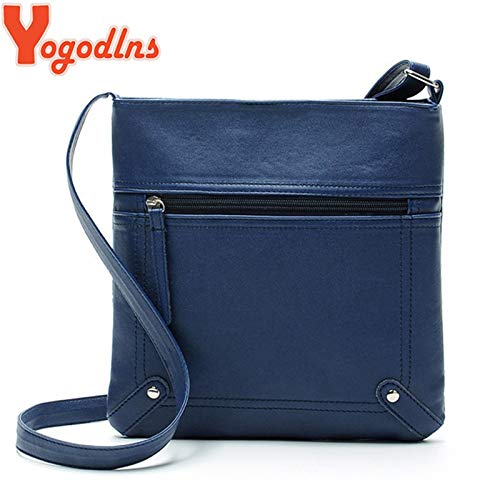 cc7d60f94a Misss Beauty Yogodlns S Women Messenger Bags Females Bucket Bag Leather  Cross Body Shoulder Bag Handbag Satchel  Amazon.in  Clothing   Accessories