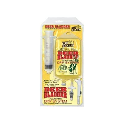 Top Secret TS1022 Deer Bladder Buck Urine, 5oz. by Sportsman Supply Inc.