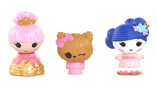 [Lalaloopsy Tinies 3-Pack- Style 3] (Lalaloopsy Costumes For Girls)