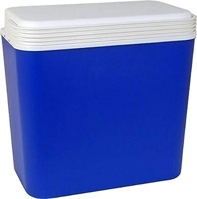 Fabricados la Corona 4037 - Nevera 24 Litros, color Azul: Amazon ...
