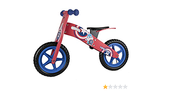 gaixample.org WOODEN RED RICCO Wooden Balance Bike with EVA Wheels ...