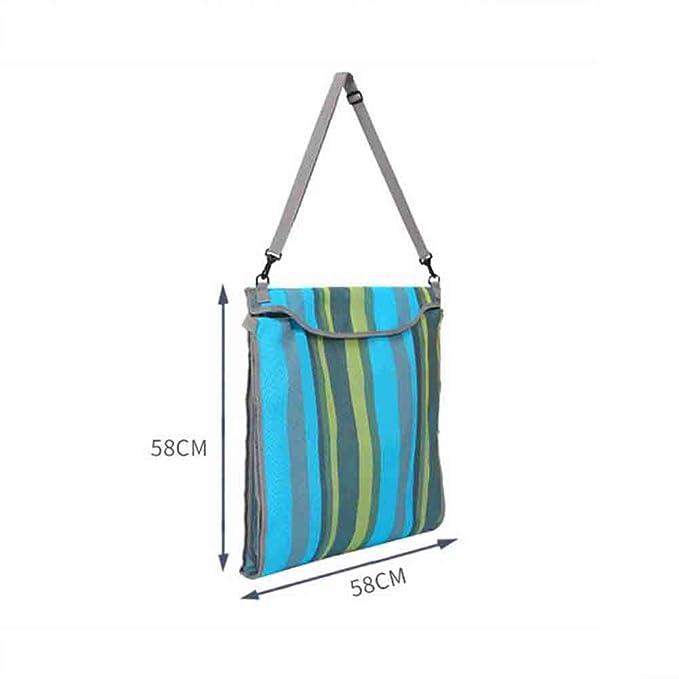Amazon.com: YCSD Outdoor Foldable Backrest Sofa Cushion ...