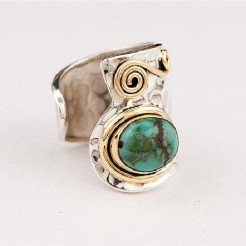 offre les ventes chaudes rétro Anello d'argento - anello tribale - anello etnico - anello ...