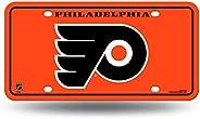NHL Logo/City Metal Tag License Plate