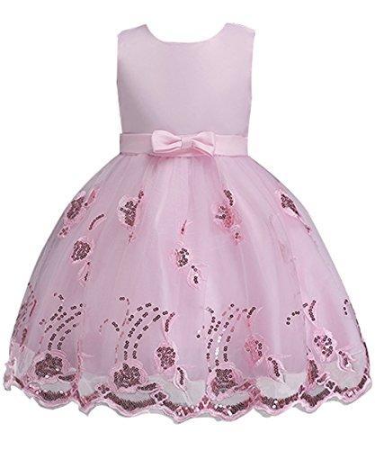 Sommerkleid 140 rosa