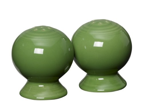 Fiesta 2-1/4-Inch Salt and Pepper Set, Shamrock
