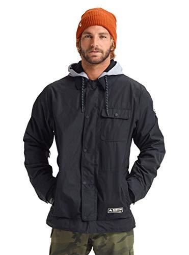 Burton Men's Dunmore Jacket, True Black W20, XX-Small